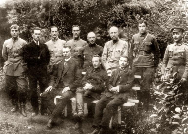 ФРОНТ-MAN УНР. До 140-річчя від дня народження Симона Петлюри