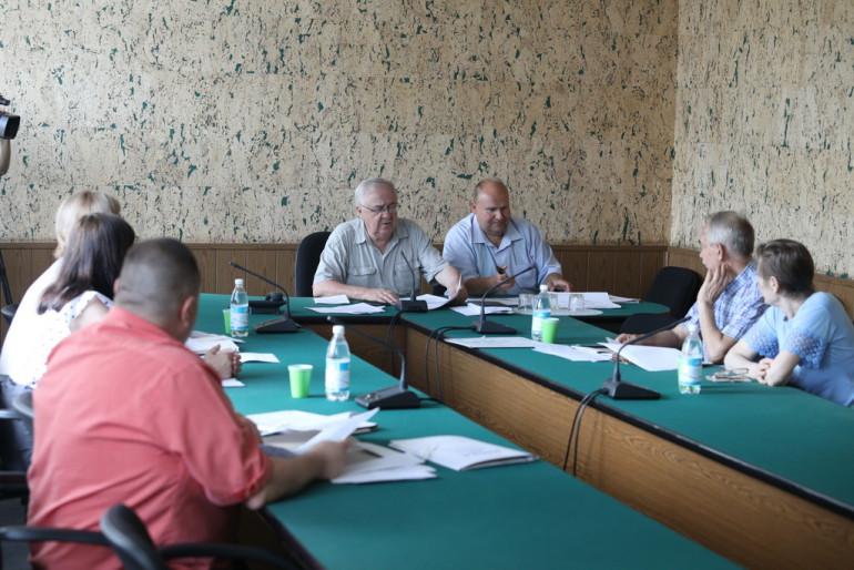 Відбулося перше засідання Запорізької регіональної комісії з реабілітації