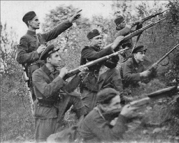 До річниці створення Української повстанської армії