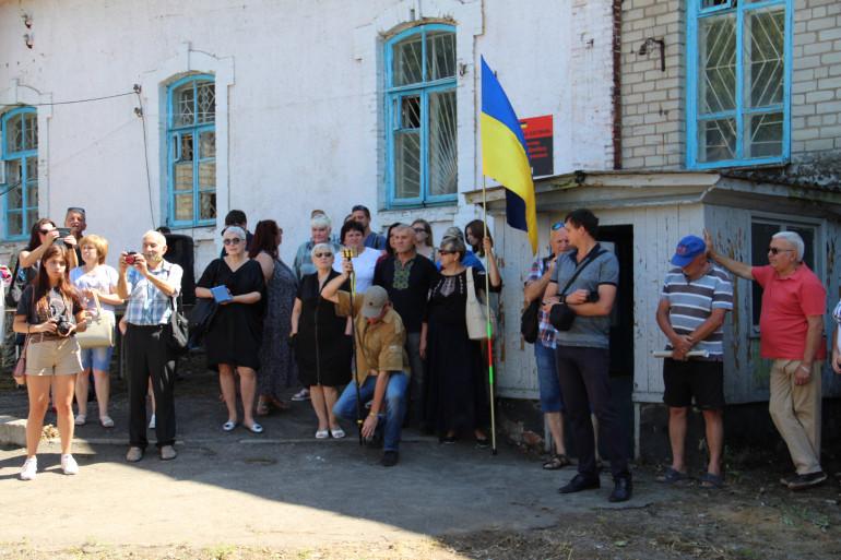 """""""Чув як у сусідній кімнаті катували людей""""— в Дружківці відкрили музей спротиву українського Донбасу"""