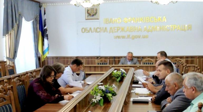В Івано-Франківській області розпочала роботу комісія з реабілітації