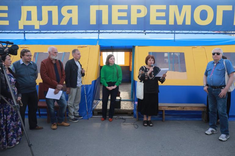 У Харкові вшанували пам'ять українців - жертв «Великого терору»