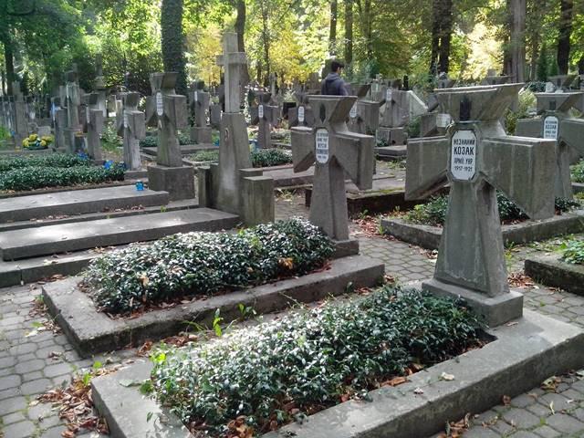 У Польщі на могилах воїнів УНР польські та українські скаути запалять «Полум'я братерства»