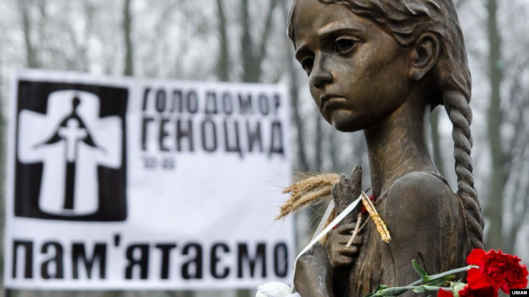 Президент України закликав Ізраїль визнати Голодомор геноцидом
