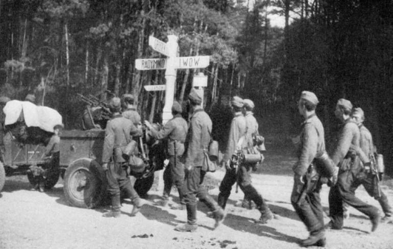 80 роковини початку Другої світової війни