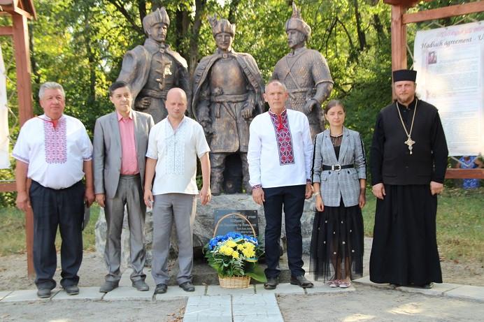 На Полтавщині  відбувся фестиваль, присвячений Гадяцькому договору і річниці Конотопської битви