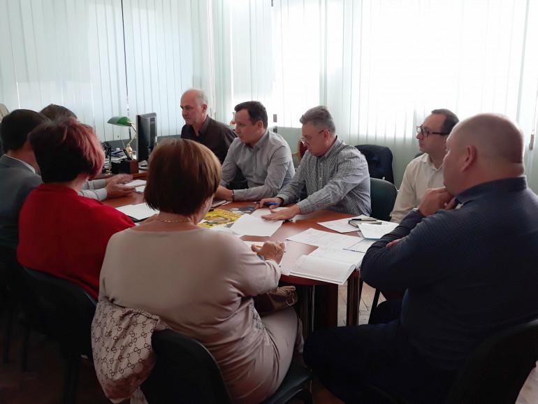 В Харкові розпочала роботу Регіональна комісія з реабілітації