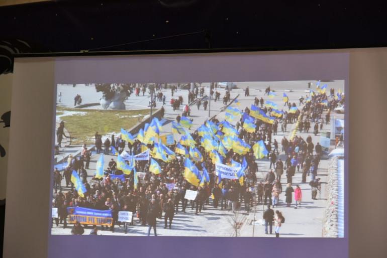 У Полтаві відзначили 30-річчя Народного Руху України
