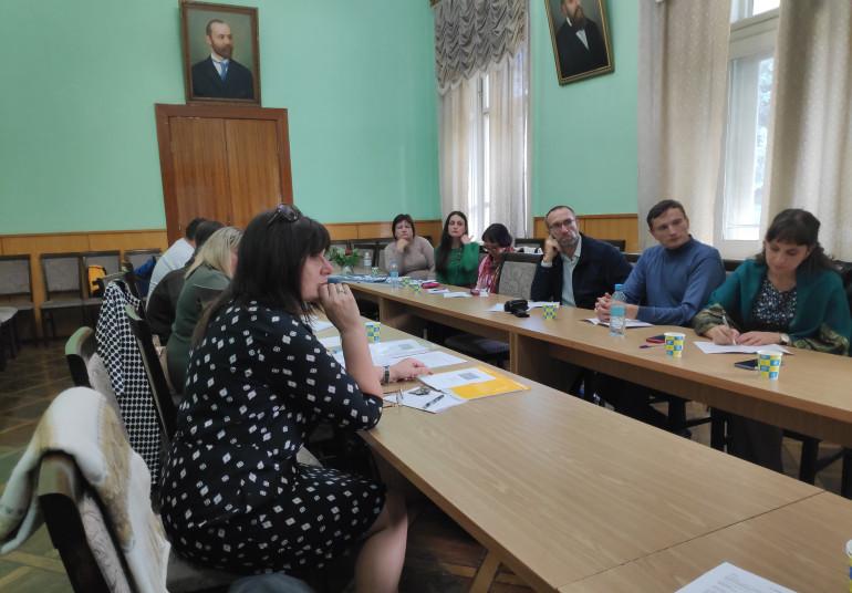 У Чернівцях пройшло засідання усноісторичного клубу