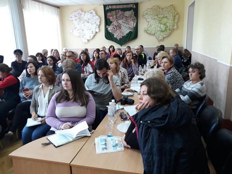 Історія України ХХ століття: виховний потенціал історичної правди: у Харкові пройшов триденний семінар