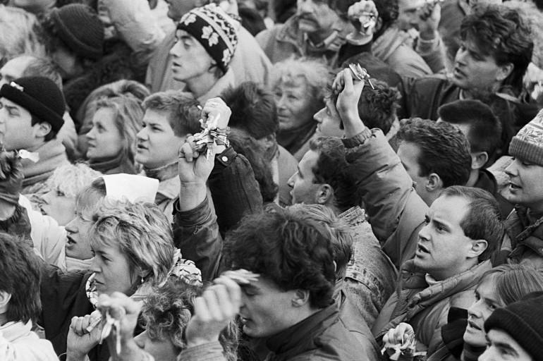 У Києві відзначать 30-річчя «Оксамитової революції» в Чехословаччині (АНОНС)
