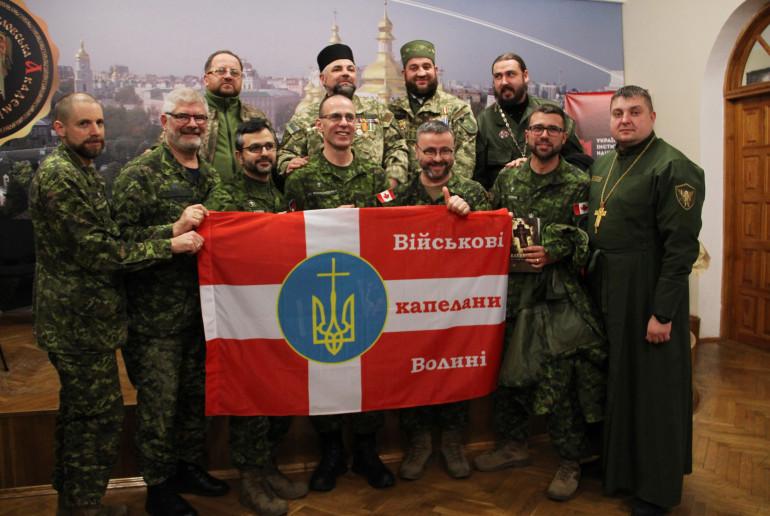 У Луцьку презентують книгу «Капелани. На службі Богу і Україні»