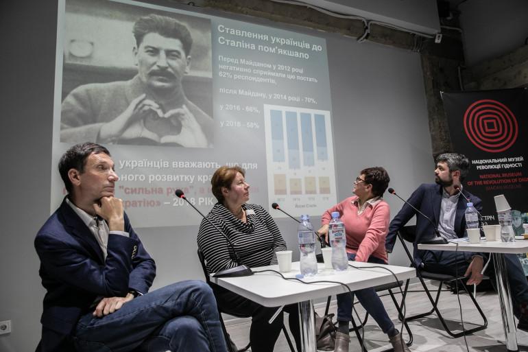 Інститут відновлює серію публічних дискусій «(Не)засвоєні уроки історії»