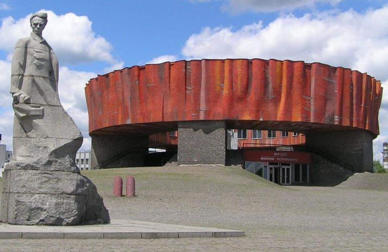 Музей Миколи Островського в Шепетівці за сприяння Інституту перепрофілювали у Музей пропаганди
