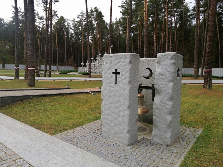 Акція «Дзвін пам'яті» до Дня пам'яті жертв політичних репресій