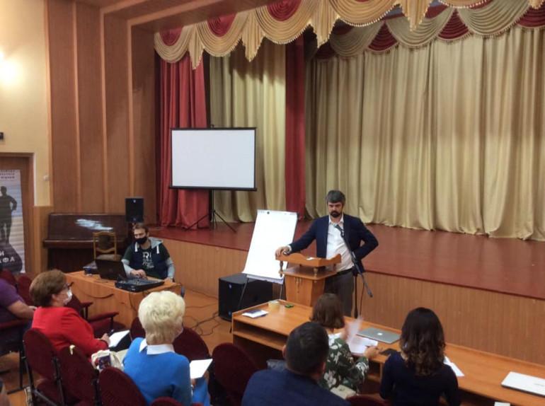 У Черкасах відбувся триденний семінар для керівників шкільних музеїв та гуртків історико-краєзнавчого напряму