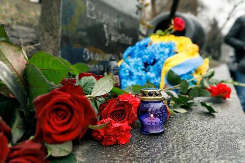 Традиційна хода з ушанування перших загиблих на Майдані відбудеться 25 січня