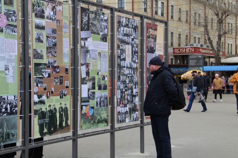 Тематична виставка до 75-х роковин спроби ліквідувати Українську Греко-Католицьку Церкву відкрилася у центрі Києва