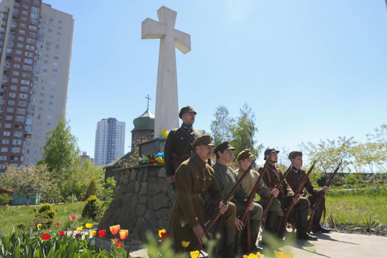 В Україні відзначили 101-у річницю визволення Києва від більшовиків