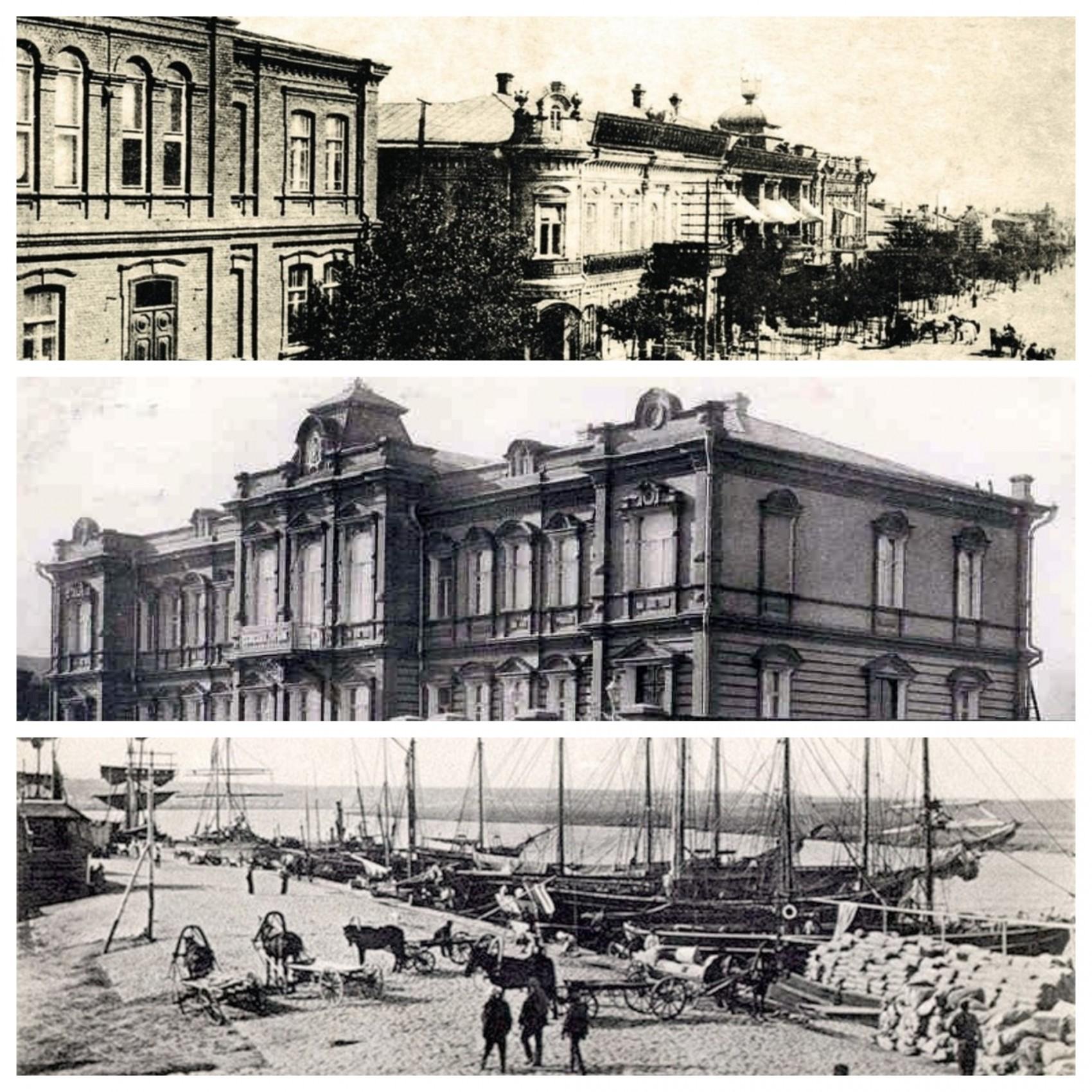В якому з цих міст у листопаді 1917 року раніше підняли синьо-жовтий прапор?