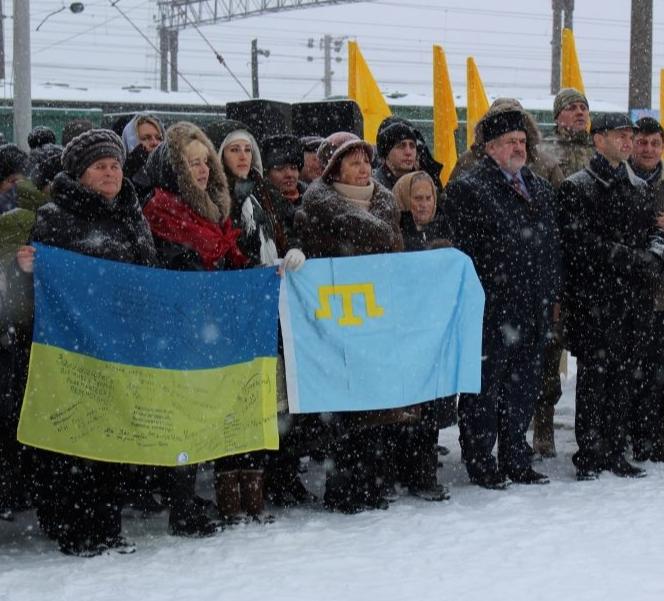 У Фастові розпочали відзначення 100-річчя Акту Злуки українських земель